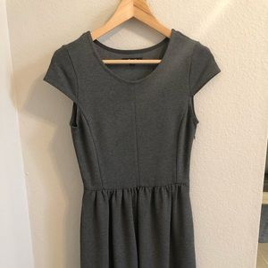 Madewell Grey Dress